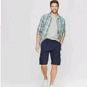 Men's Flex Waist Cargo Shorts - Goodfellow & Co. -